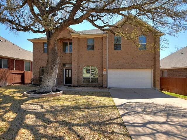441 Monahans Dr, Georgetown, TX 78628 (#5293643) :: ORO Realty