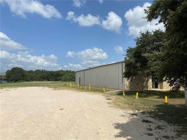 1705 N Interstate 35 Highway, San Marcos, TX 78666 (MLS #5304438) :: Brautigan Realty