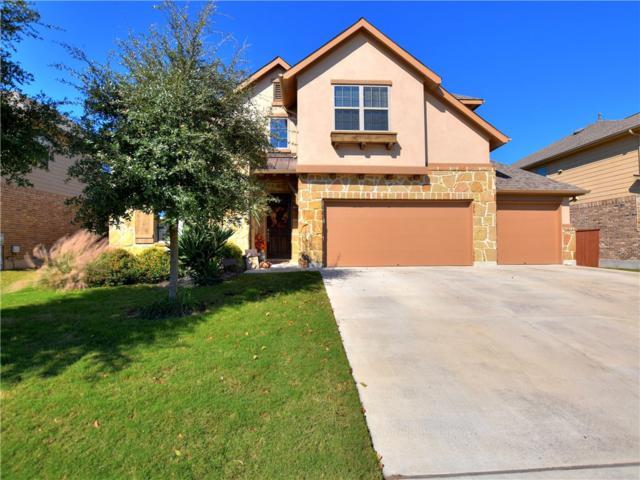 256 Norcia Loop, Liberty Hill, TX 78642 (#5325455) :: RE/MAX Capital City