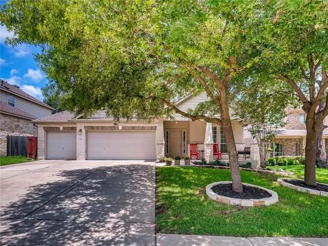 4401 Pasada Ln, Round Rock, TX 78681 (#5344261) :: Ben Kinney Real Estate Team