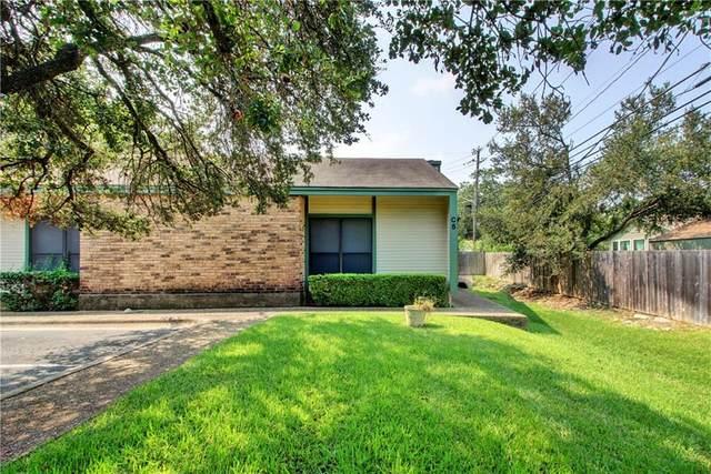 6501 Columbia Oaks Ct #5, Austin, TX 78759 (#5347861) :: Resident Realty