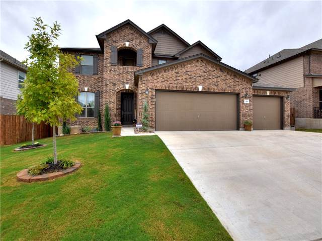 319 White River Dr, Georgetown, TX 78626 (#5380046) :: The Perry Henderson Group at Berkshire Hathaway Texas Realty