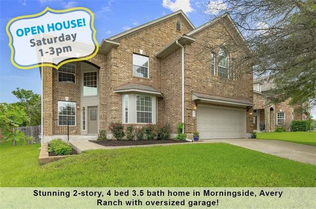 9316 Castle Pines Dr, Austin, TX 78717 (#5382039) :: The Perry Henderson Group at Berkshire Hathaway Texas Realty