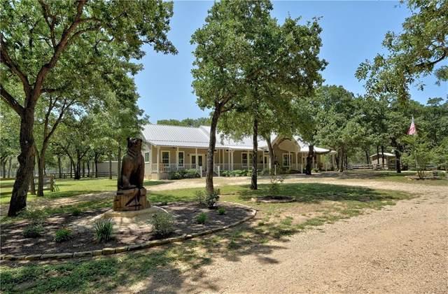2272 Kirk Corners Rd, Harwood, TX 78632 (MLS #5383065) :: Bray Real Estate Group