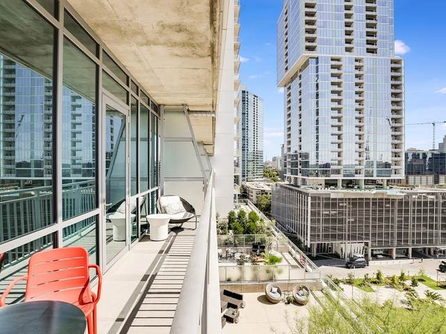 222 West Ave #1203, Austin, TX 78701 (MLS #5386523) :: Vista Real Estate