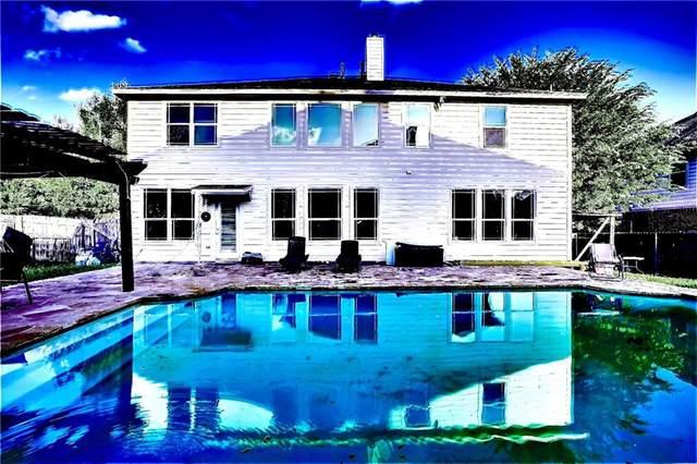 1212 Laurel Oak Trl, Pflugerville, TX 78660 (#5388652) :: Papasan Real Estate Team @ Keller Williams Realty