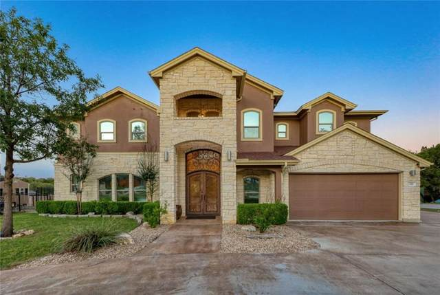 201 Buckhorn Dr, Point Venture, TX 78645 (#5396742) :: Papasan Real Estate Team @ Keller Williams Realty