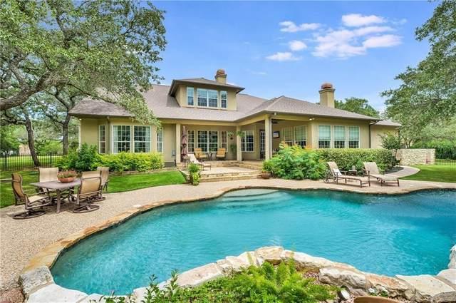 5701 Laguna Cliff Ln, Austin, TX 78734 (#5406421) :: Papasan Real Estate Team @ Keller Williams Realty