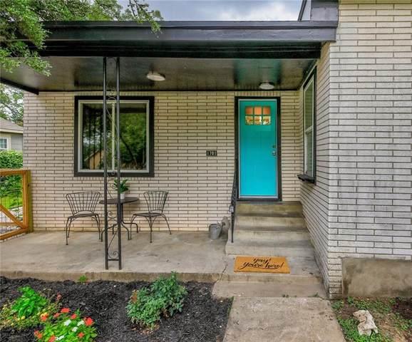 1701 E 14th St, Austin, TX 78702 (#5416920) :: Papasan Real Estate Team @ Keller Williams Realty