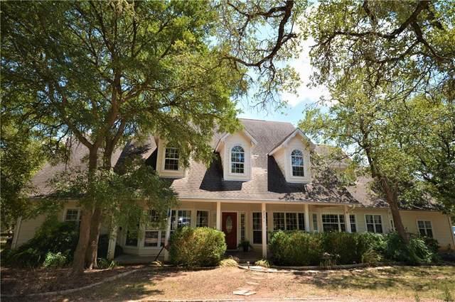 2251 S Rainbow Ranch Rd, Wimberley, TX 78676 (MLS #5425325) :: Brautigan Realty