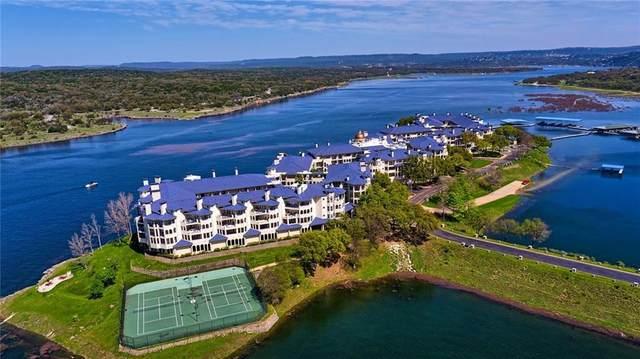 3404 American Dr #1319, Lago Vista, TX 78645 (#5440334) :: Papasan Real Estate Team @ Keller Williams Realty