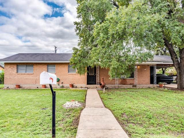 1003 Tanglewood St, Round Rock, TX 78681 (#5446052) :: Front Real Estate Co.