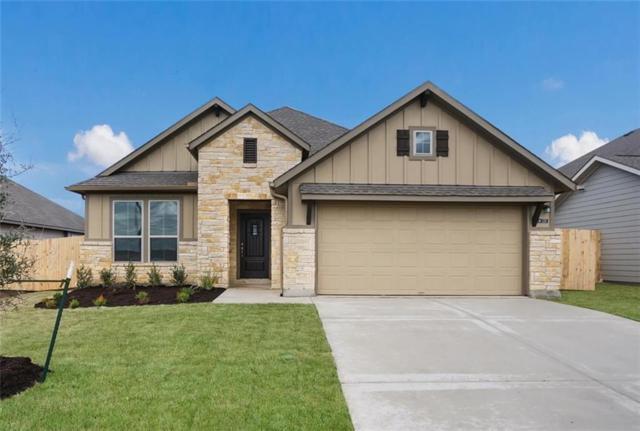 126 Finley St, Hutto, TX 78634 (#5450227) :: Magnolia Realty