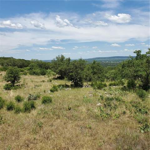 Lot 37 Lookout Mtn, Kingsland, TX 78639 (#5475807) :: The Perry Henderson Group at Berkshire Hathaway Texas Realty