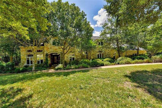 110 Woodview Ct, West Lake Hills, TX 78746 (#5493184) :: The Perry Henderson Group at Berkshire Hathaway Texas Realty