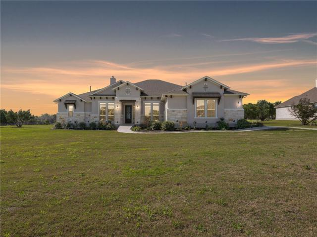 309 Bold Sundown, Liberty Hill, TX 78642 (#5515852) :: Zina & Co. Real Estate