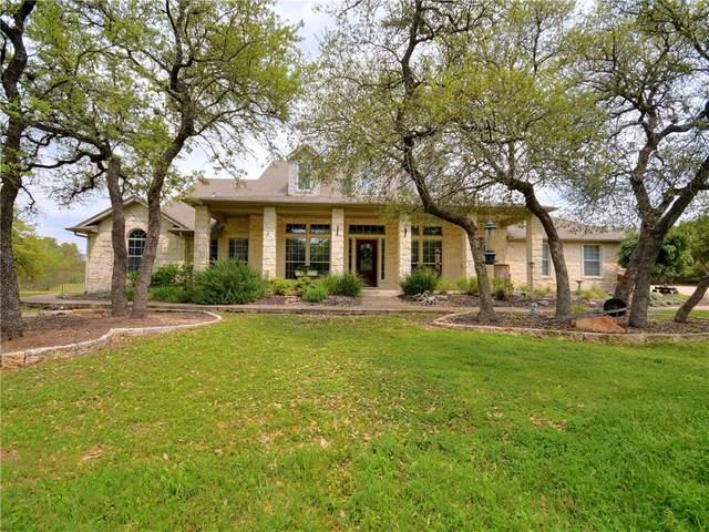 2507 Grandridge Trl, Cedar Park, TX 78613 (#5525099) :: 12 Points Group