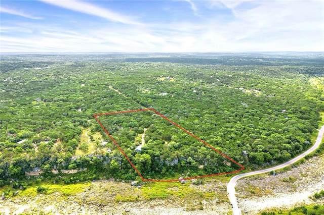 550 Cliffside Rd, Wimberley, TX 78676 (#5525845) :: Green City Realty
