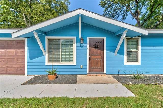 6102 Derby Cv, Austin, TX 78723 (#5528728) :: Green City Realty
