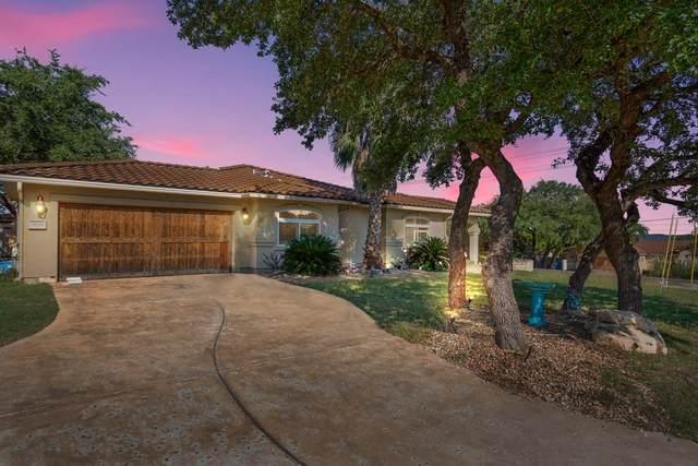 3608 Rockefeller Cv, Lago Vista, TX 78645 (MLS #5551397) :: Brautigan Realty
