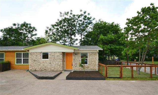 1705 E 14th St A, Austin, TX 78702 (#5559795) :: All City Real Estate