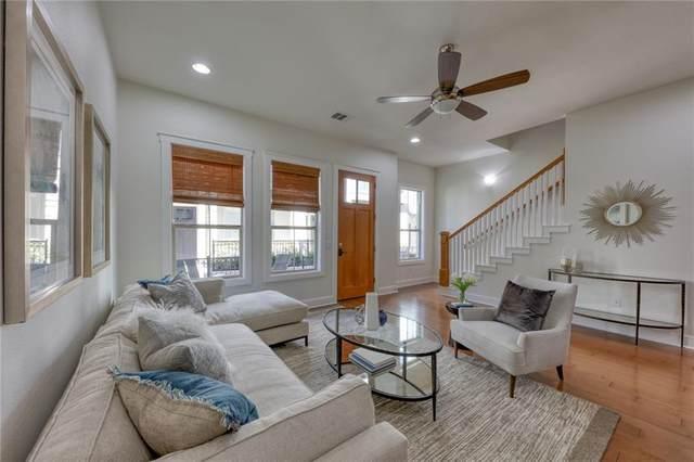 2520 Bluebonnet Ln #32, Austin, TX 78704 (#5581546) :: Ben Kinney Real Estate Team