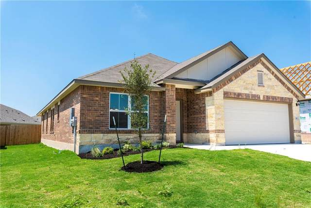 510 Marklawn Ln, Hutto, TX 78634 (#5598392) :: The Heyl Group at Keller Williams