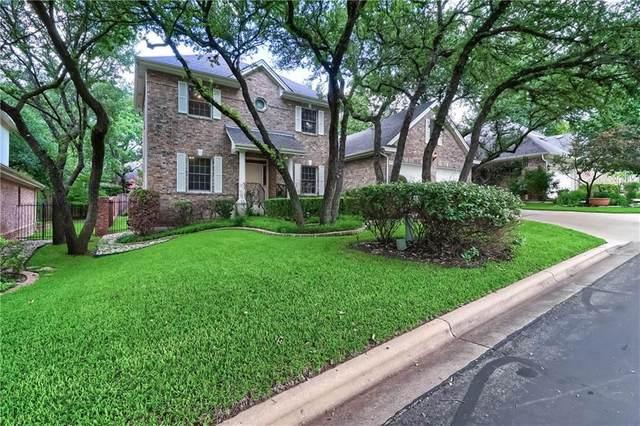 7809 Moritz Ln, Austin, TX 78731 (#5603966) :: Papasan Real Estate Team @ Keller Williams Realty