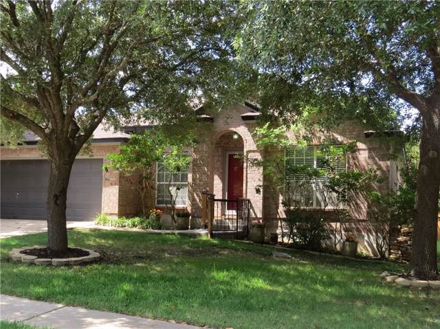 1703 Hillcrest Dr, Cedar Park, TX 78613 (#5607465) :: The Perry Henderson Group at Berkshire Hathaway Texas Realty