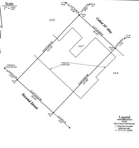 604 W 2nd St, Kyle, TX 78640 (#5609912) :: Amanda Ponce Real Estate Team
