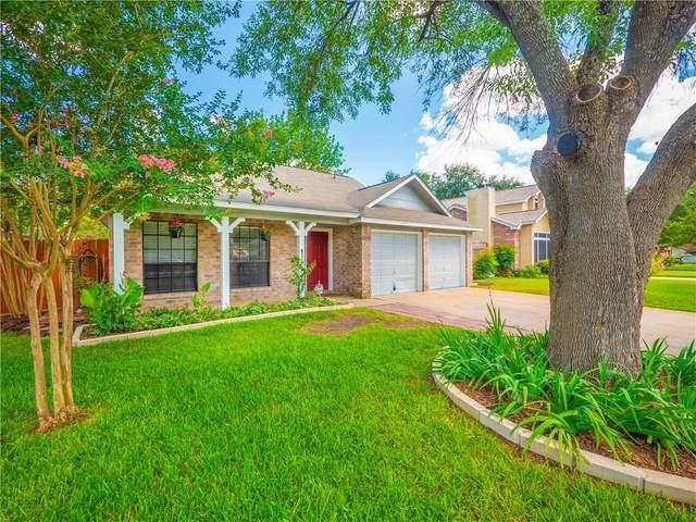 2211 Raintree Path, Round Rock, TX 78664 (#5610882) :: Papasan Real Estate Team @ Keller Williams Realty