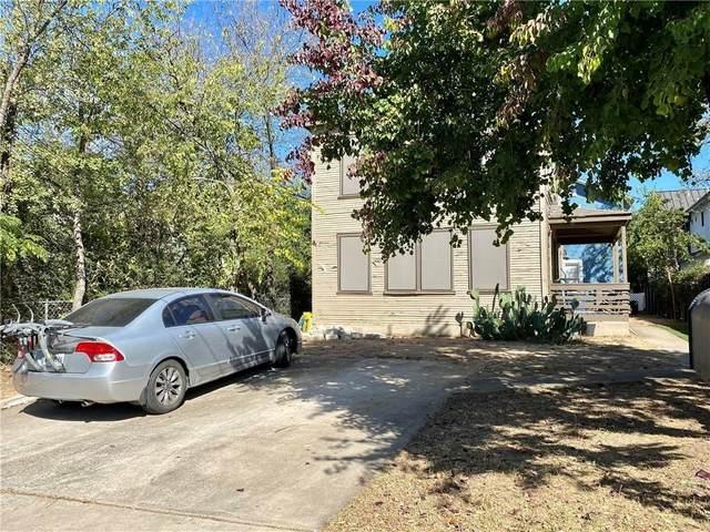 1816 W 11th St A & B, Austin, TX 78703 (#5615460) :: Ben Kinney Real Estate Team