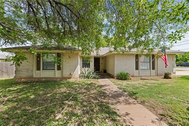 200 Lakeway Dr, Georgetown, TX 78628 (#5615903) :: Papasan Real Estate Team @ Keller Williams Realty