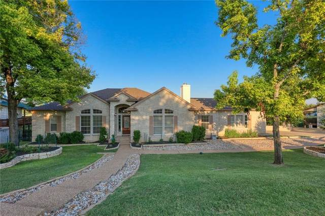 20521 Highland Lake Dr, Lago Vista, TX 78645 (#5618812) :: Papasan Real Estate Team @ Keller Williams Realty