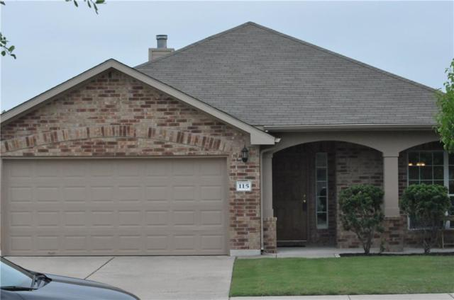 115 Campos Dr, Hutto, TX 78634 (#5627389) :: Austin International Group LLC