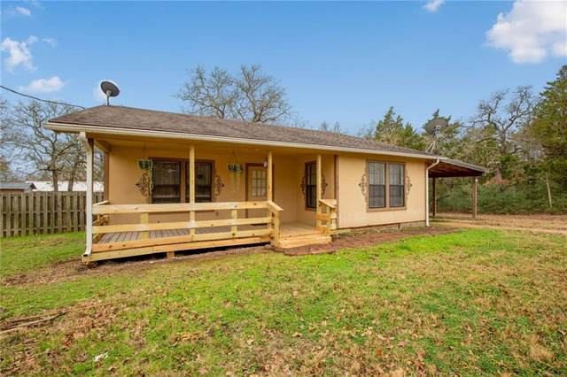 119 Deer Run, Smithville, TX 78957 (#5637837) :: Watters International