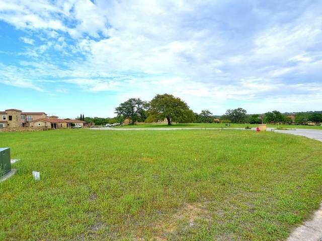 Lot 17-6 Alamo Ct, Horseshoe Bay, TX 78657 (#5645830) :: First Texas Brokerage Company