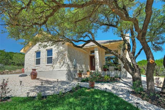 124 Oak Crest Dr, Bertram, TX 78605 (#5654458) :: First Texas Brokerage Company