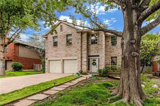 3947 Grayling Ln, Round Rock, TX 78681 (#5672674) :: RE/MAX Capital City