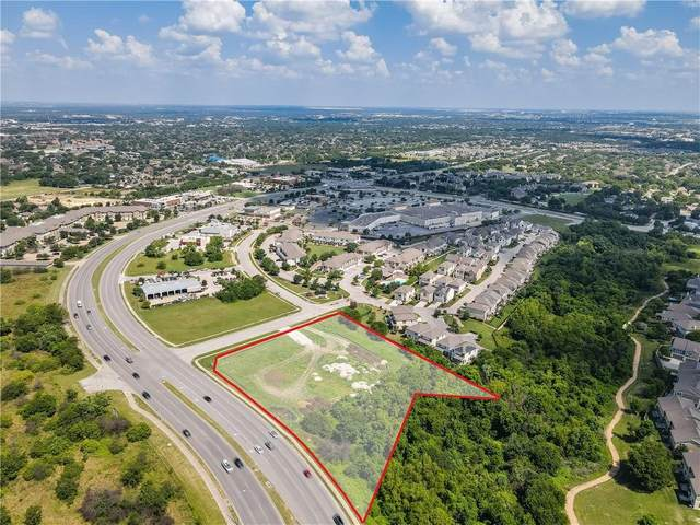 2111 A W Grimes Blvd, Round Rock, TX 78664 (#5693285) :: Green City Realty