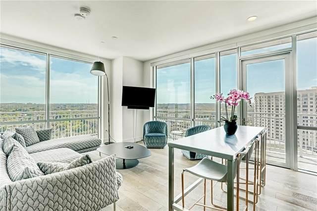 222 West Ave #1402, Austin, TX 78701 (#5696658) :: Papasan Real Estate Team @ Keller Williams Realty