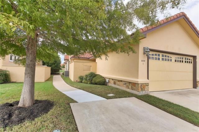 2008 American Dr #1, Lago Vista, TX 78645 (#5699036) :: The Gregory Group
