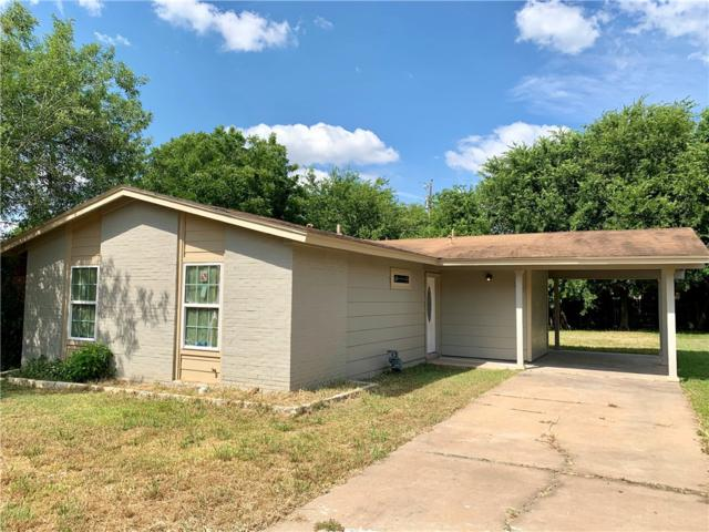 503 Mariposa St, Taylor, TX 76574 (#5702639) :: 12 Points Group