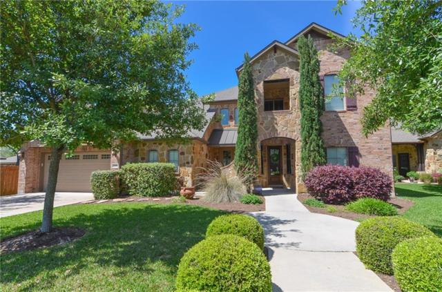 3908 Crest Ln, Round Rock, TX 78681 (#5718214) :: The ZinaSells Group