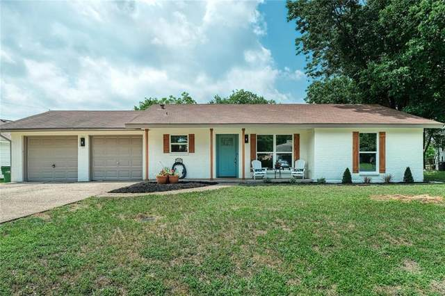1509 E Main St, Round Rock, TX 78664 (#5729287) :: Lancashire Group at Keller Williams Realty