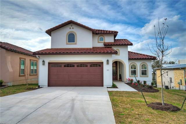 325 Hopping Peach St, San Marcos, TX 78666 (#5730435) :: The Perry Henderson Group at Berkshire Hathaway Texas Realty