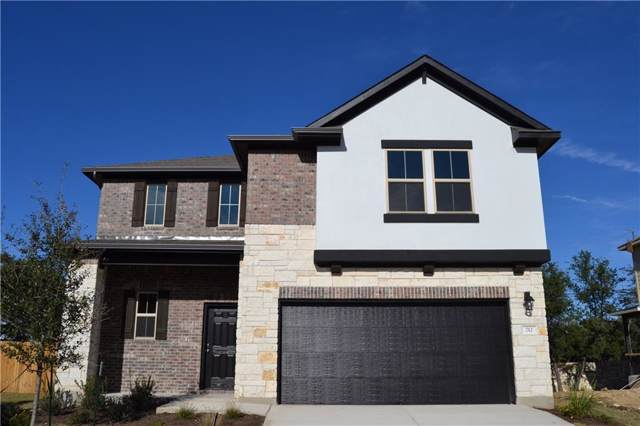 712 Hays Hill Dr, Georgetown, TX 78633 (#5733927) :: R3 Marketing Group