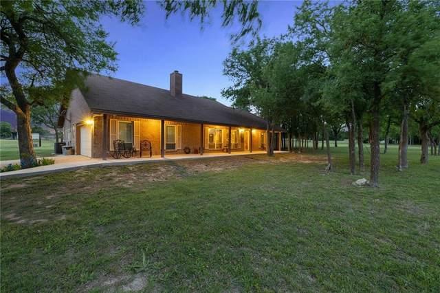 3001 County Road 255, Georgetown, TX 78633 (#5740188) :: Papasan Real Estate Team @ Keller Williams Realty