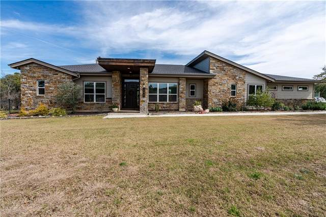 240 Oak Hill Dr, Liberty Hill, TX 78642 (#5745108) :: RE/MAX Capital City