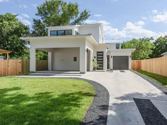 1407 North St B, Austin, TX 78756 (#5747218) :: Papasan Real Estate Team @ Keller Williams Realty